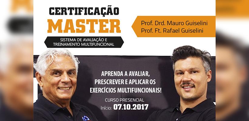 Instituto Phorte realiza curso Certificação Master - Sistema de Avaliação e Treinamento Mult.