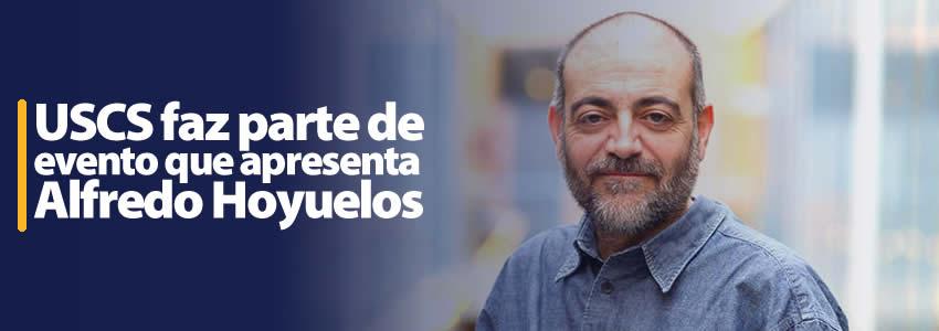USCS faz parte de evento que apresenta Alfredo Hoyuelos