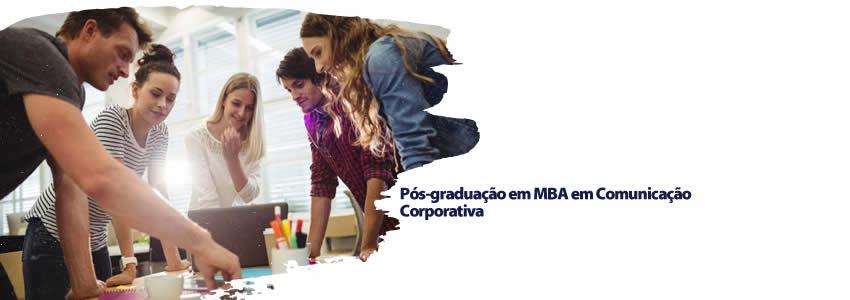 Pós-graduação em MBA em Comunicação Corporativa