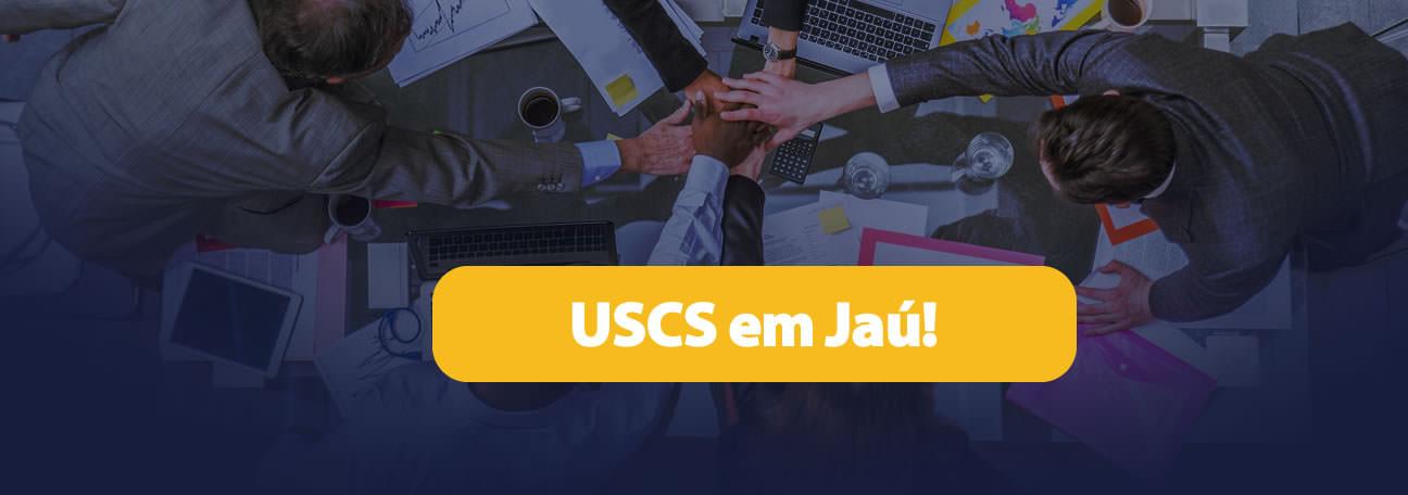 Pós-Graduação USCS agora em Jaú
