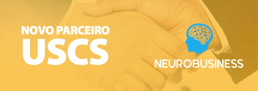 Neurobusiness Brasil fecha parceria com a USCS