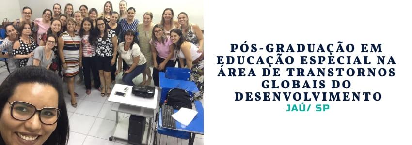 Conheça nossa turma de Transtornos Globais do Desenvolvimento na cidade de Jaú/SP