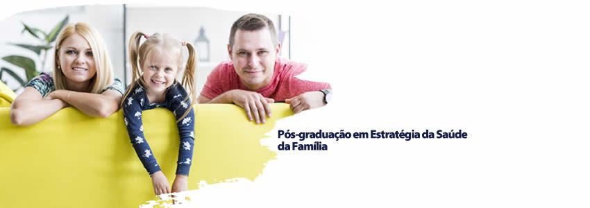 Pós-graduação em Estratégia da Saúde da Família