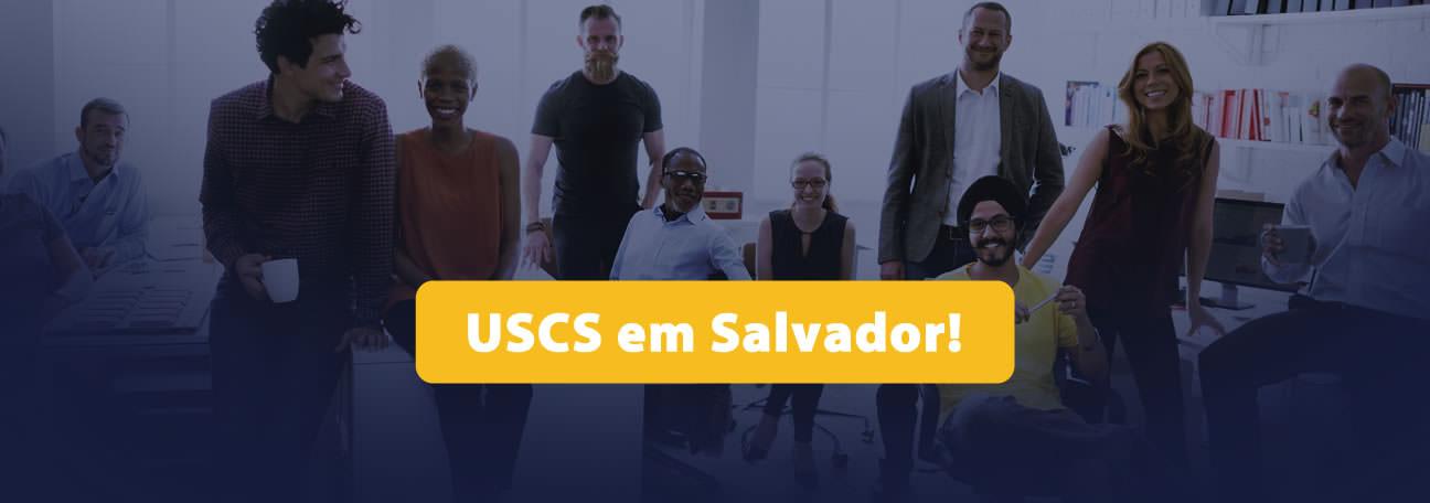 Agora em Salvador, USCS oferecerá cursos de Pós-Graduação em diversas áreas