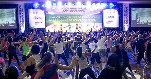 27ª edição da Fitness Brasil acontece este fim de semana, em Santos